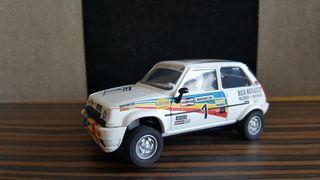 Renault 5 maxi turbo diac scx