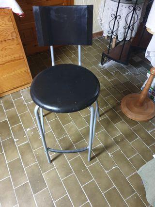 silla taburete Ikea