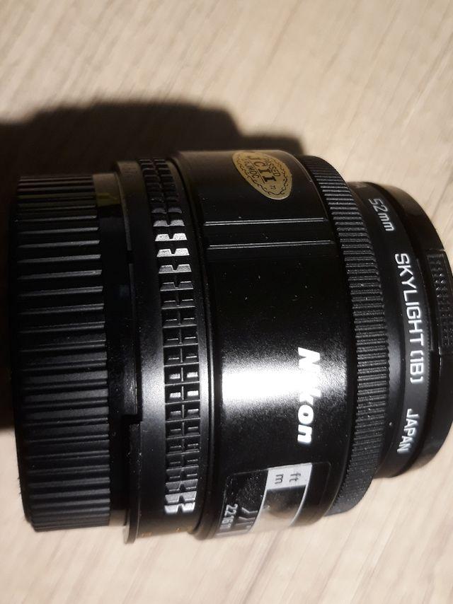 Objetivo Nikon