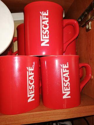 tazas ed. limitada Nescafé