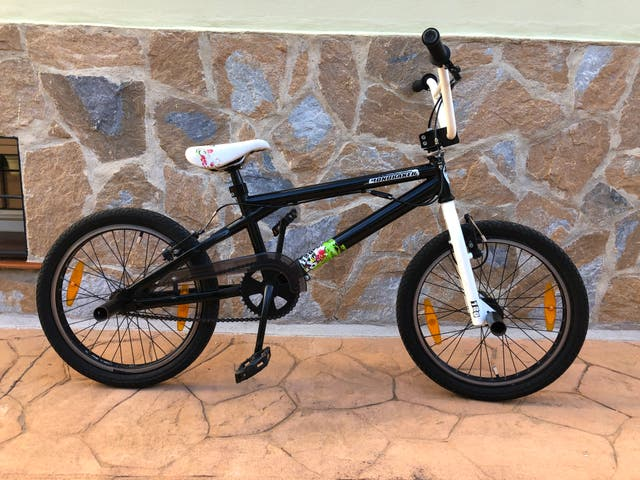 BMX MONDRAKER