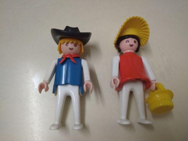 Playmobil 3341 y 3587