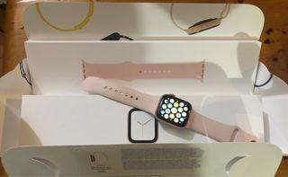 Apple Watch serie 4 de 40mm rosa cellular