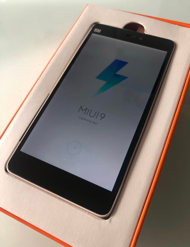 Xiaomi mi 4c - Está implecable