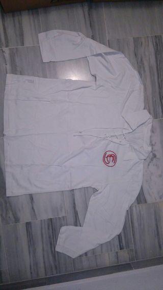 Replica camiseta Sevilla FC del año 1905.