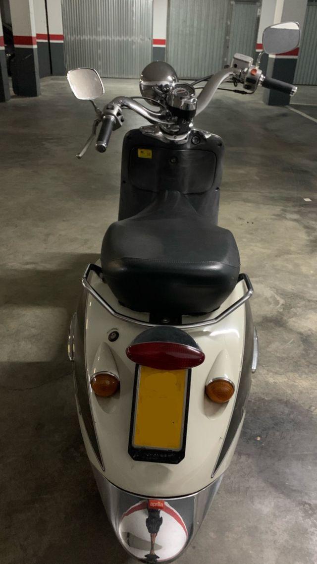 Moto Aprilia Compay Custom 50 cc