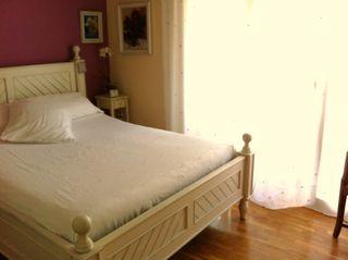 Estructura cama Matrimonio Genevieve Lethu