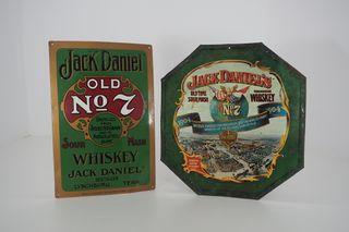 Chapas / Placas Jack Daniels