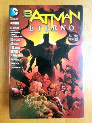 BATMAN ETERNO COMPLETA NUEVA COMICS DC