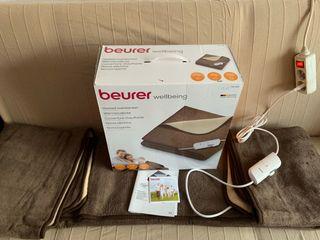 Manta eléctrica nueva ( Beurer hd-100 )