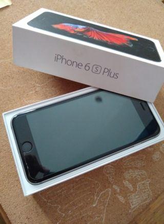 IPHONE 6S PLUS 64GB MUY BUENAS CONDICIONES