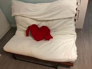 Sofa cama tipo Futon Japonés