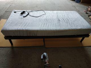 cama de 90 electrica