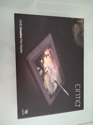 Tableta gráfica Wacom Cintiq 13 HD