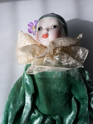 Muñeca de porcelana de Ramón Inglés