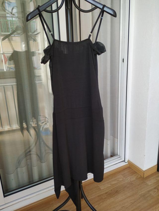 Vestido negro 36/38