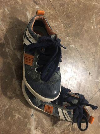 Zapatillas geox talla 27