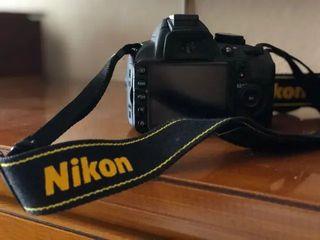 Cámara Réflex Nikon D3100 nueva