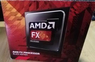 AMD FX 8350 Black Edition Disipador NO CPU