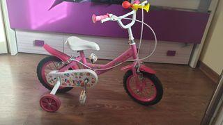 bici niña en perfecto estado