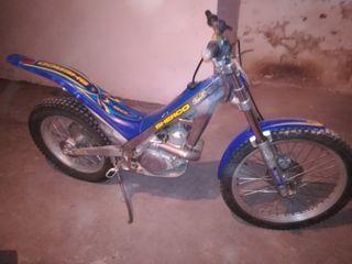 Vendo Sherco Bultaco 250