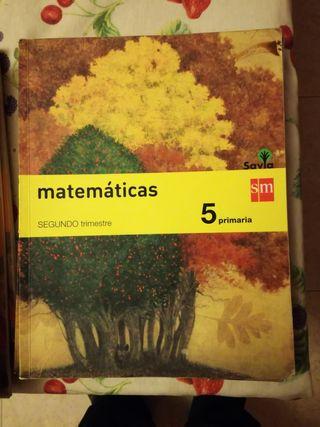 Libros de texto de 5 y 6 de Castilla la Mancha