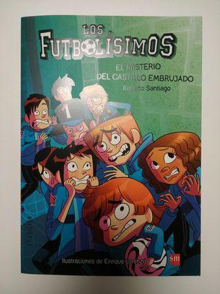 FUTBOLISIMOS-EL MISTERIO DEL CASTILLO ENCANTADO