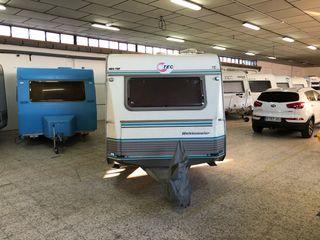 Caravana Tec 460TSF de 750KG