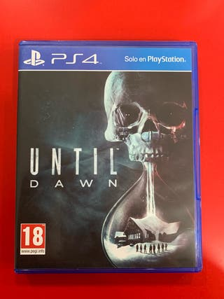 Until down ps4