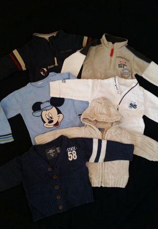 Lote ropa niño 6 meses-2 años