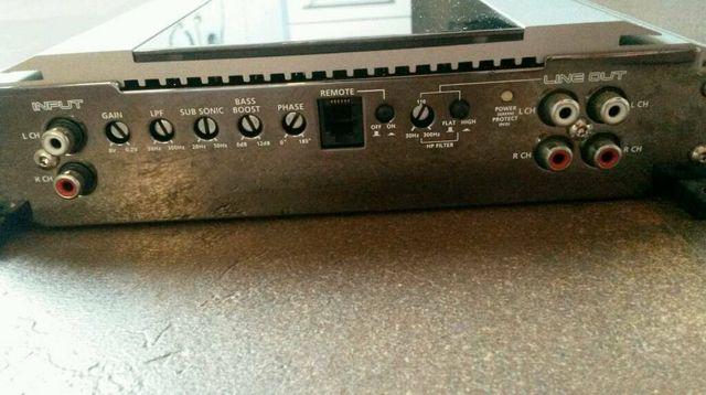 Etapa Amplificador Macrom M1A.1500D