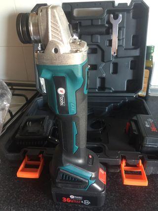 Nueva radial 36v bateria