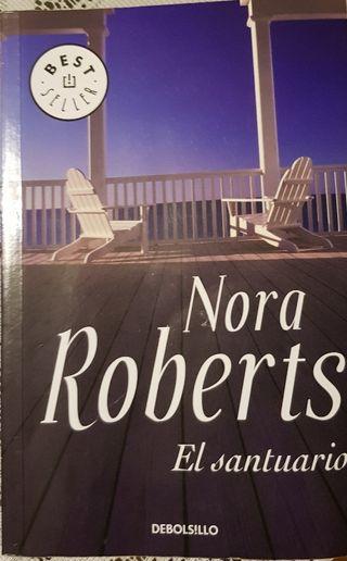 El santuario - Nora Roberts