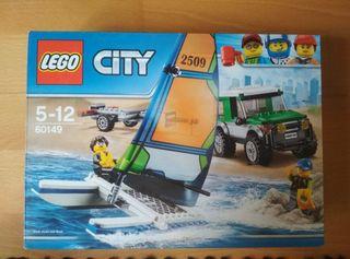 Lego City 60149