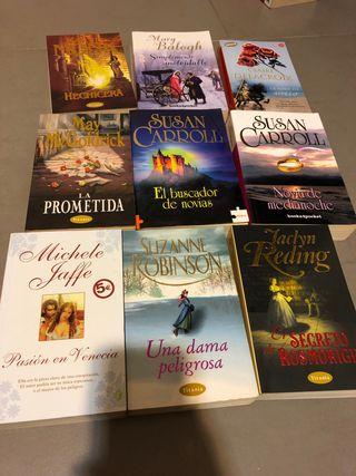 Colección 9 novelas
