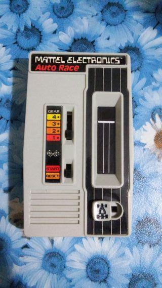 Consola retro Mattel electronics Auto Race de 1976