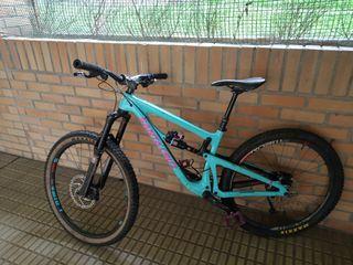 Bicicleta enduro mtb Santa Cruz Nomad 3 c 27.5 S
