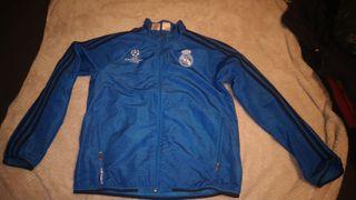 chaqueta del madrid