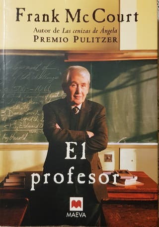 El profesor - Frank Mc Court