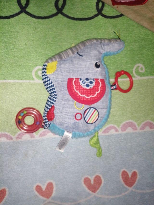 elefante colgador