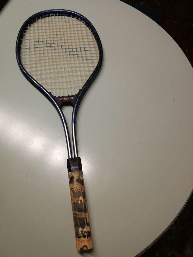 raqueta niño/a xiquet/a