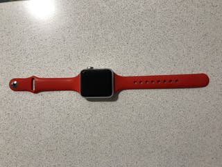 Apple Watch Serie 3 38 mm plateado
