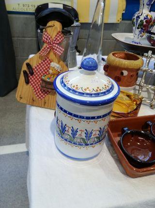 Bote cerámica