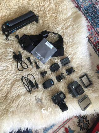 GoPro HERO+ LCD y accesorios