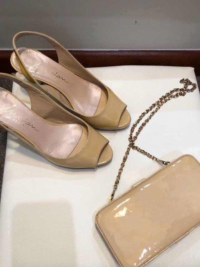Conjunto zapatos y bolso Fiesta