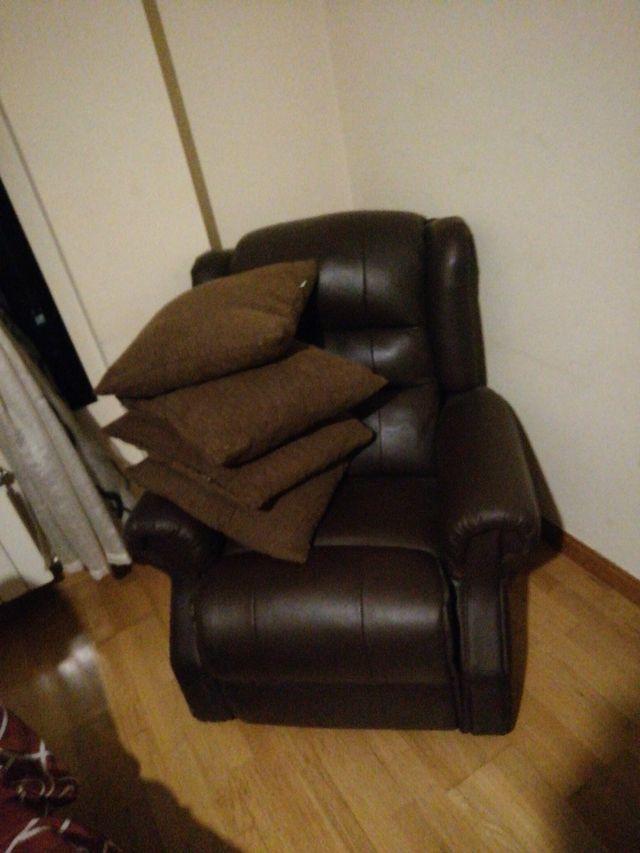 sillón de masajes de la teletienda