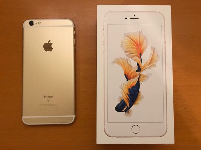 iPhone 6S Plus 5'5 - 16 Gb