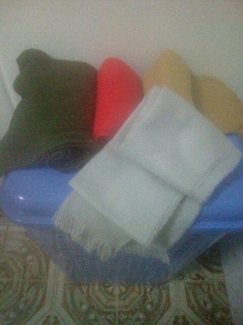 Bufandas niños