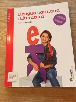 Llengua catalsna i literatura 2n ESO PER ESTRENAR