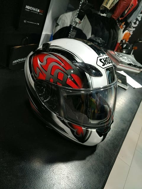casco shoei xr-1100